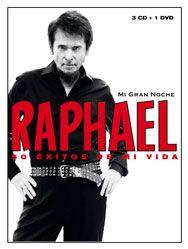 Raphael Mi Gran Noche 50 éxitos De Mi Vida Novedadesbibliotecapozocañada Vida Exito Noche