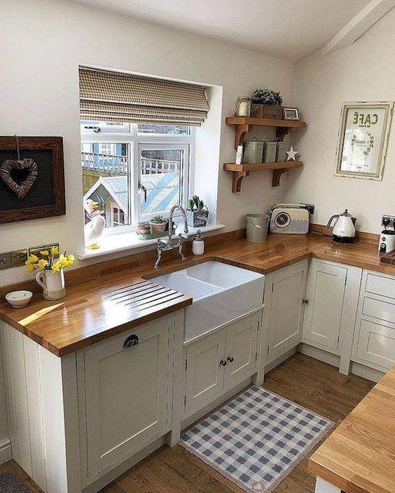 Small Kitchen Design 10x10: 40 Beautiful Small Kitchen Design Decoration Ideas