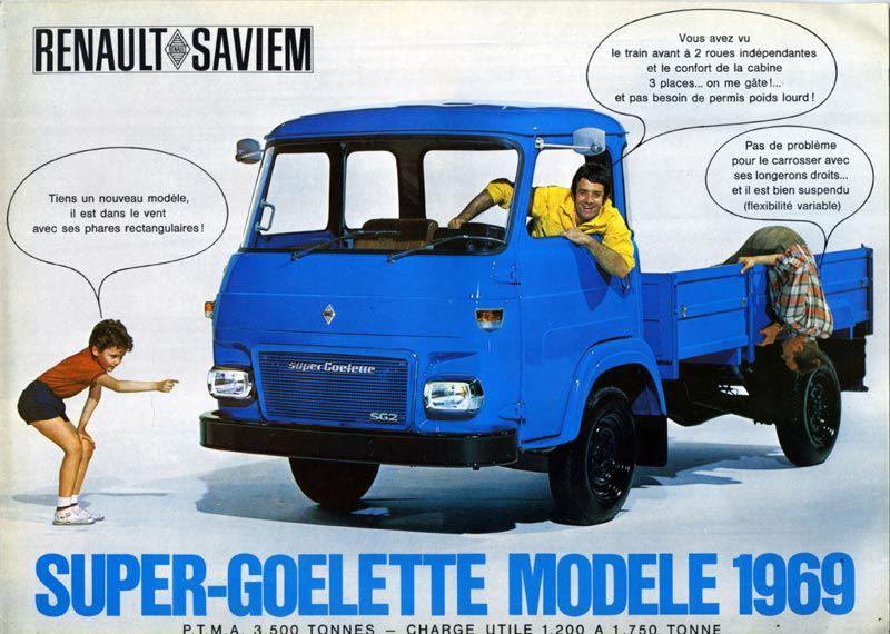Posted By Fondation Berliet On Facebook Very Very Nice Renault Berliet Camion Berliet
