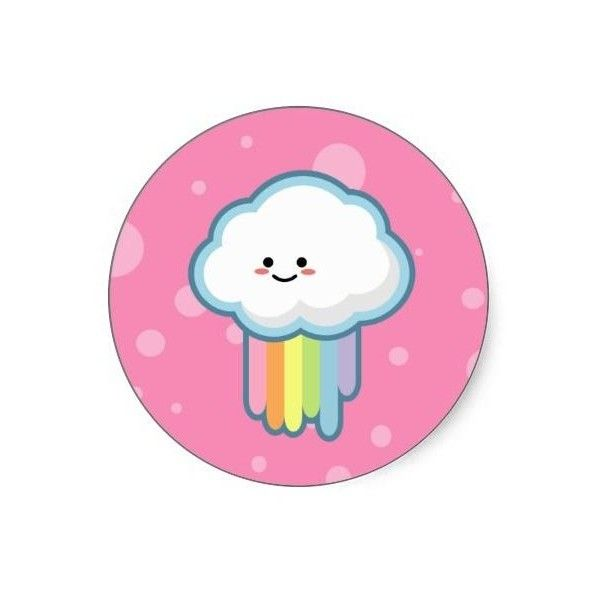 Image of: Pictures Kawaii Rainbow Kawaiicute Things Liked On Polyvore Pinterest Kawaii Rainbow Kawaiicute Things Liked On Polyvore Stuff