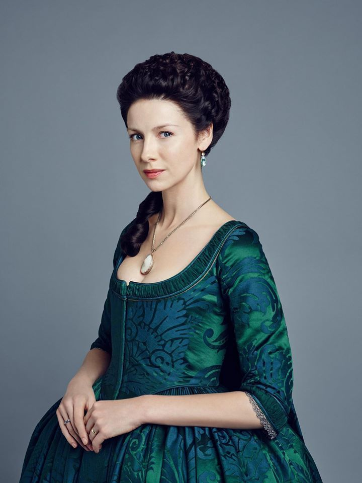 NEW Outlander Season 2 Portraits.