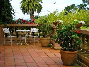 Ideas Balcón Jardín