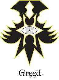 Eye Symbol For Greed Pagan Religions 7 Deadly Sins Greed
