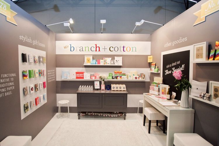 National Stationery Show > The Show > Photo Gallery > Single Booths