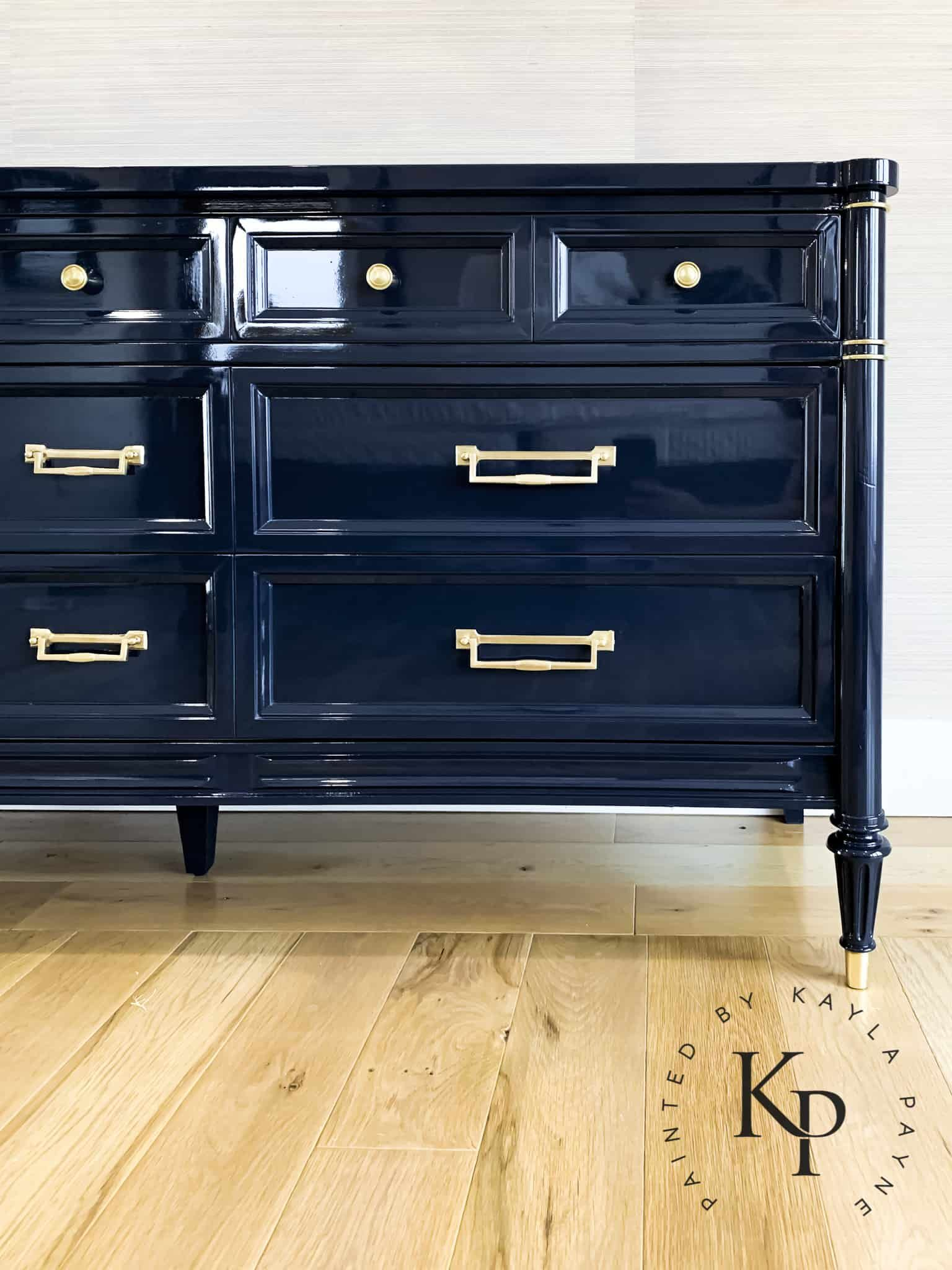Automotive Paint On Furniture in 2020   Painted furniture ...