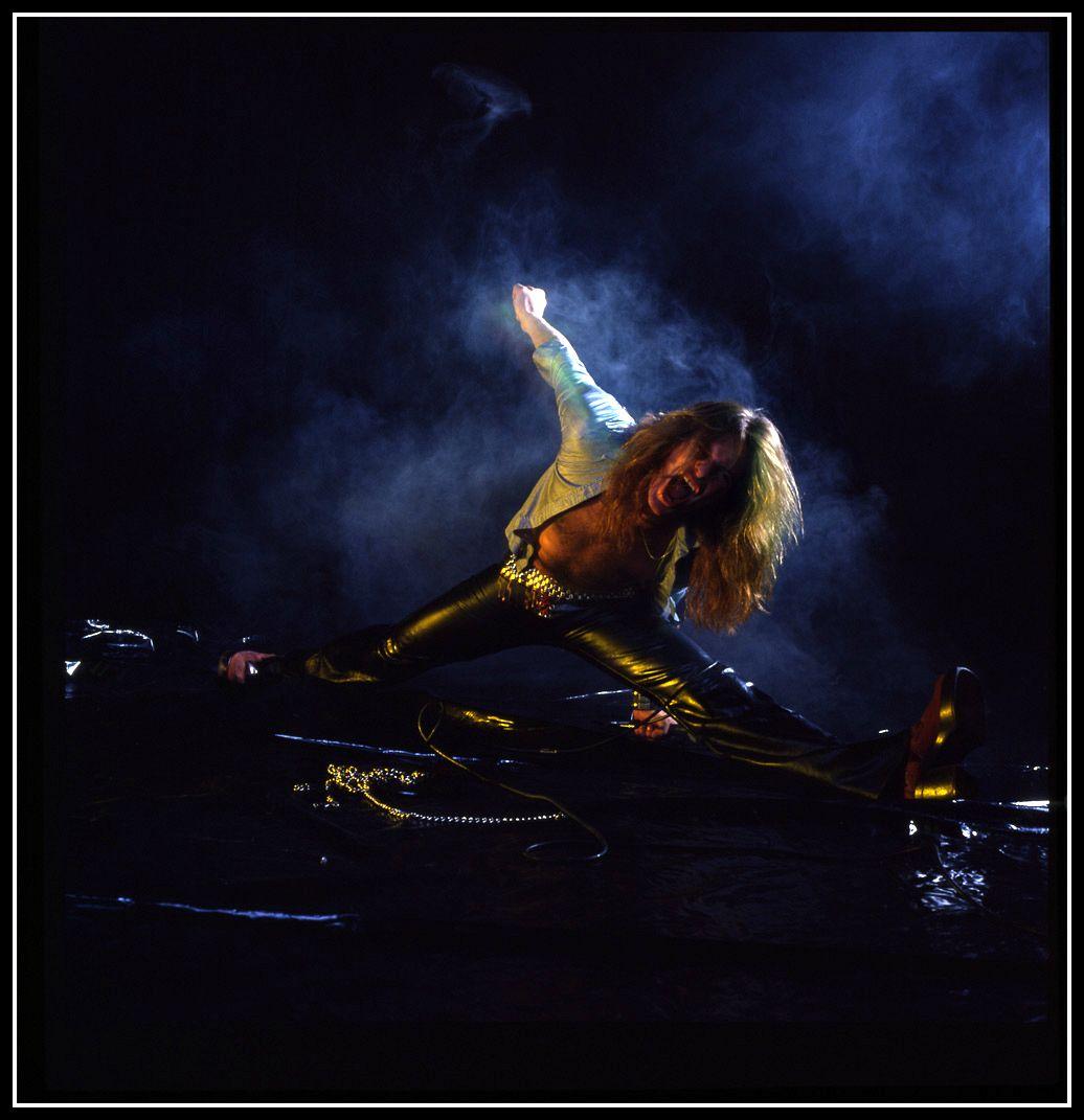 David Lee Roth Van Halen Eddie Van Halen David Lee Roth Van Halen
