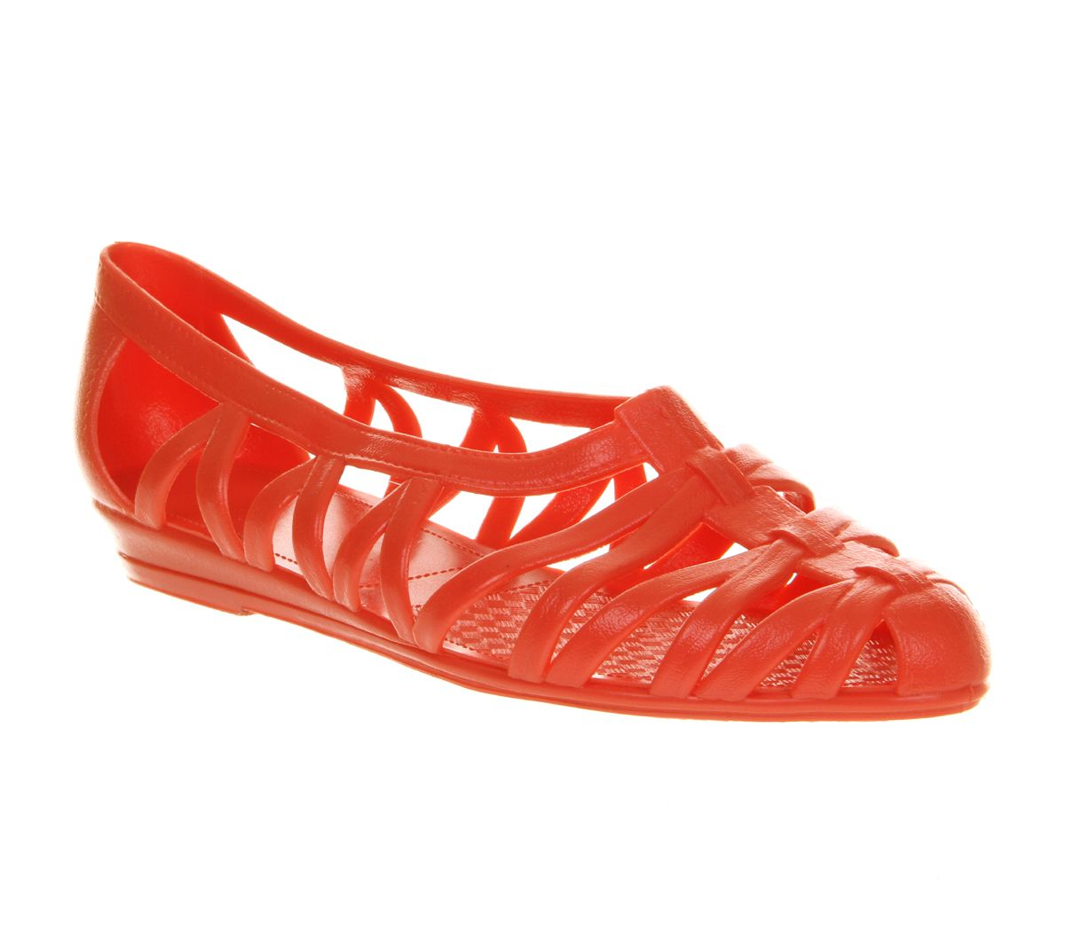 JuJu Vicky Juju Jelly Coral - Sandals