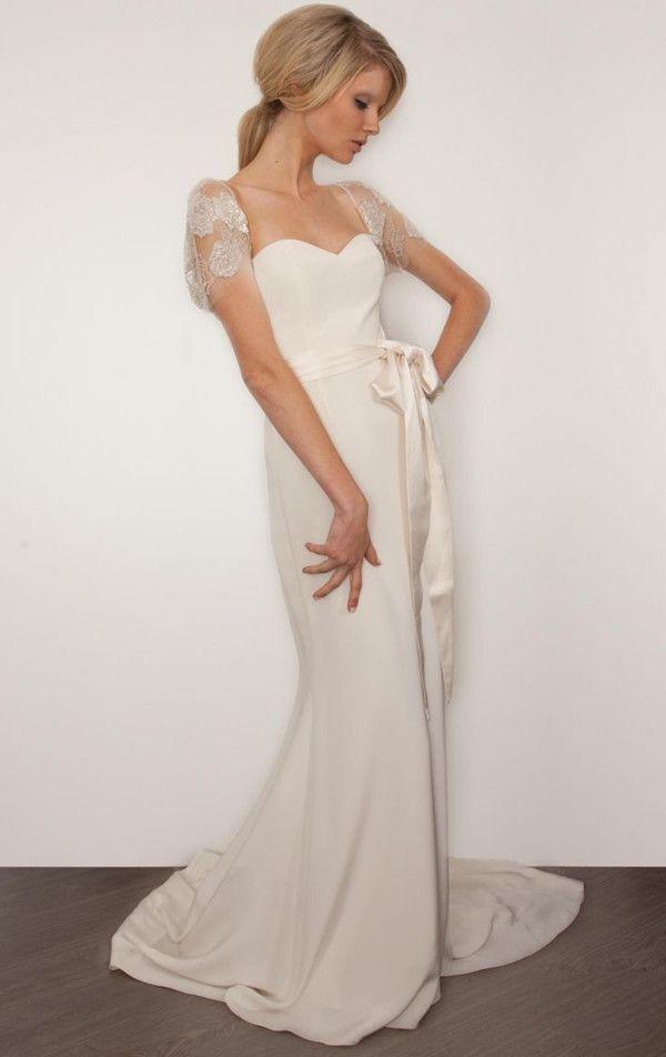 Fall 2013 Spotlight Wedding Dress Trends
