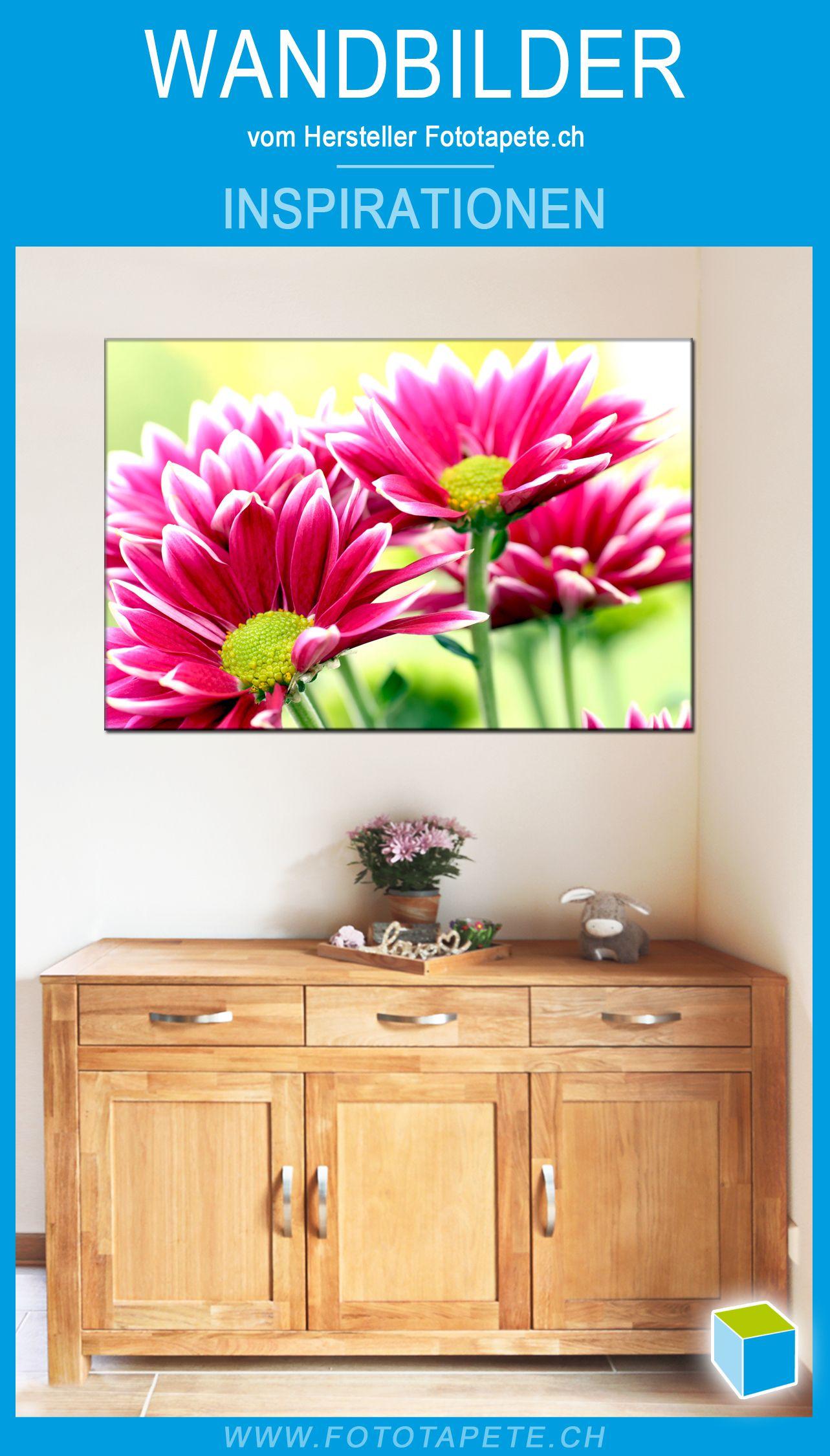 Blumen Wandbilder Als Wohnzimmer Bilder In Xxl Blumen Wandbild Wandbilder Wohnzimmerbilder