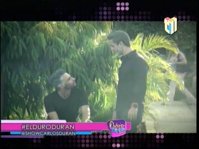 """Carlos Duran Presenta: """"Serenata Improvisada"""" En Medio De La Calle #Video"""