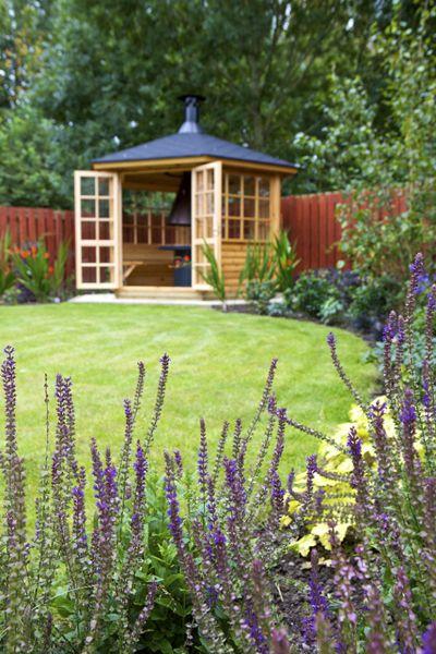 Lempsink Garden Design : Edinburgh Scotland | Garden delights ...