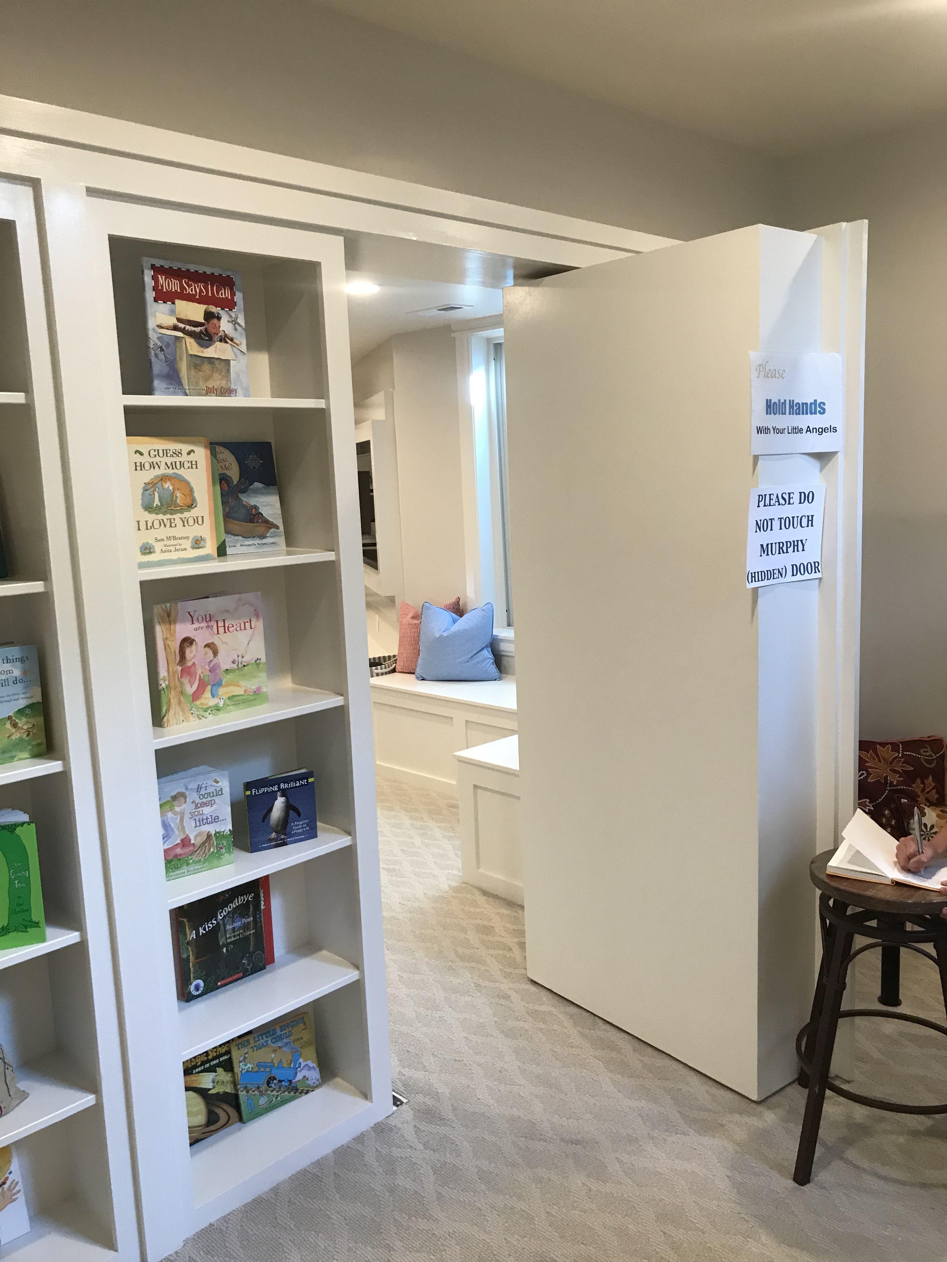 Secret Entrance To Kids Room Locker Storage Hidden Door Kids