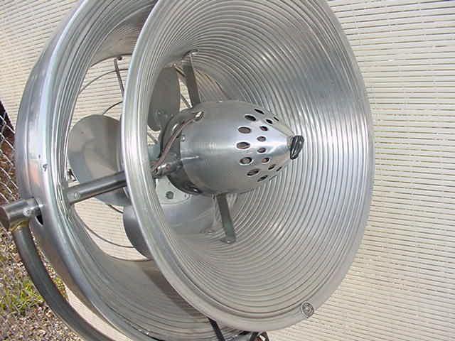 antique and vintage fans vornado floor fan post1950 vintage - Vornado Fans
