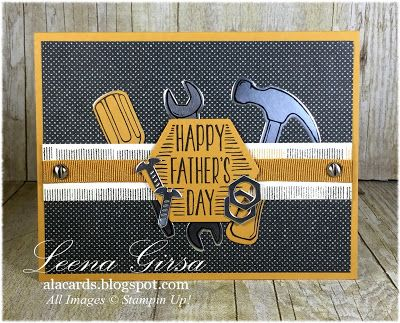 A La Cards: Tools for Dad