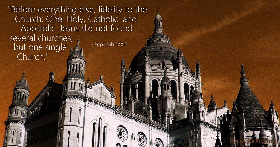 St. John XXIII