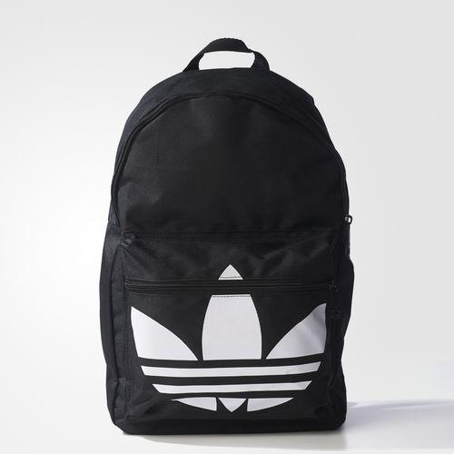 7dfe643c9 adidas BACKPACK CLASSIC TREFOIL - Black | adidas Australia | School ...