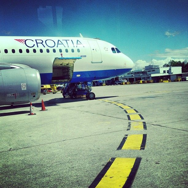 Zagreb Airport Zag Zagreb Zagreb Croatia Airport