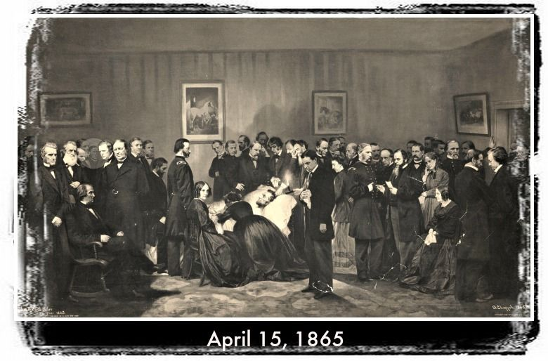 On this day in American History, President Abraham Lincoln died nine hours after being shot by John Wilkes Booth at Ford's Theater in Washington. Andrew Johnson became the 17th president. To preview our children's history DVD click on pin.
