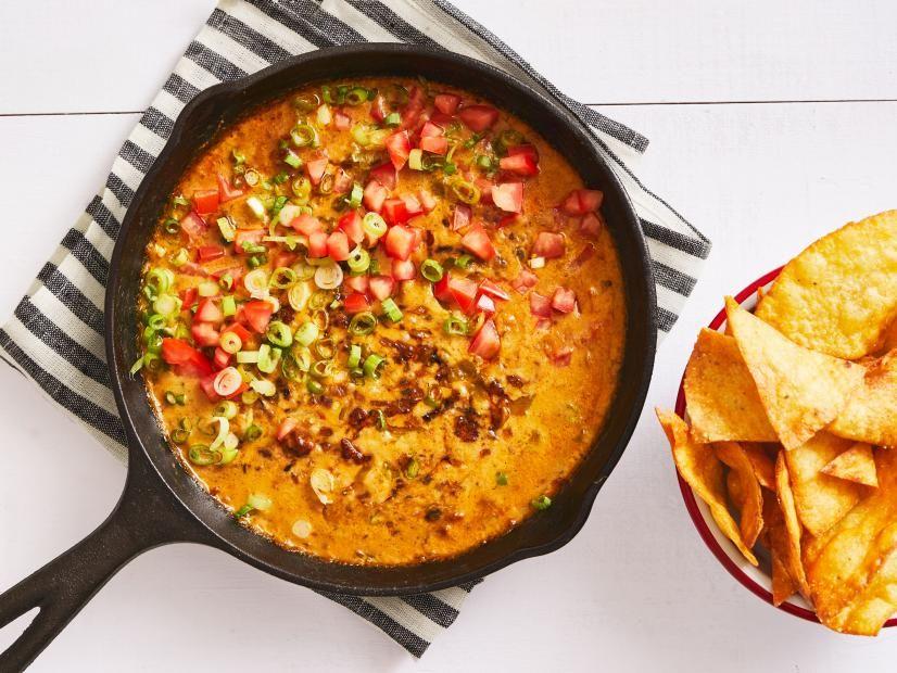 Queso Fundido Recipe Queso Fundido Recipe Food Network Recipes Queso Fundido