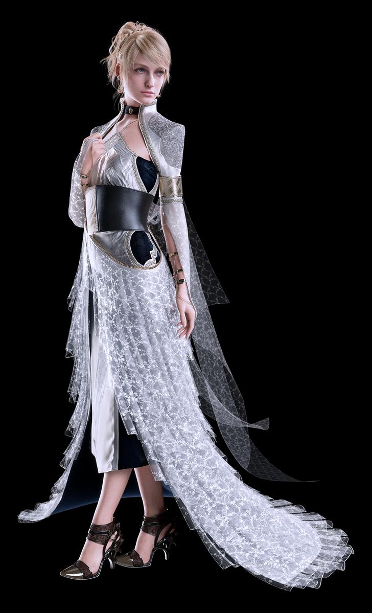 Kingsglaive Final Fantasy Xv Final Fantasy Girls Final Fantasy