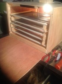 Wooden Hand-Crafted Dehydrator