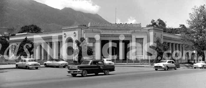 Museo de Bellas Artes. Foto: Archivo Fotográfico/Grupo Últimas Noticias