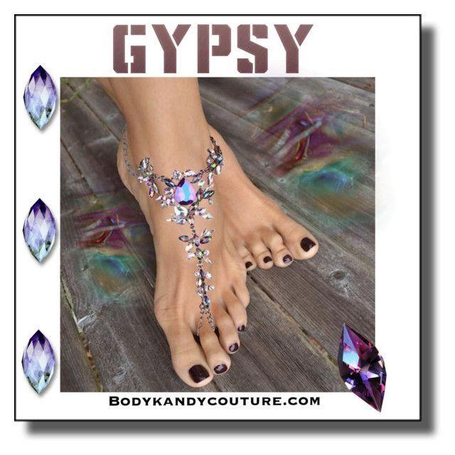 Foot SandalsBeautiful Sandal Barefoot Jacinta Gypsy 7yb6gfY