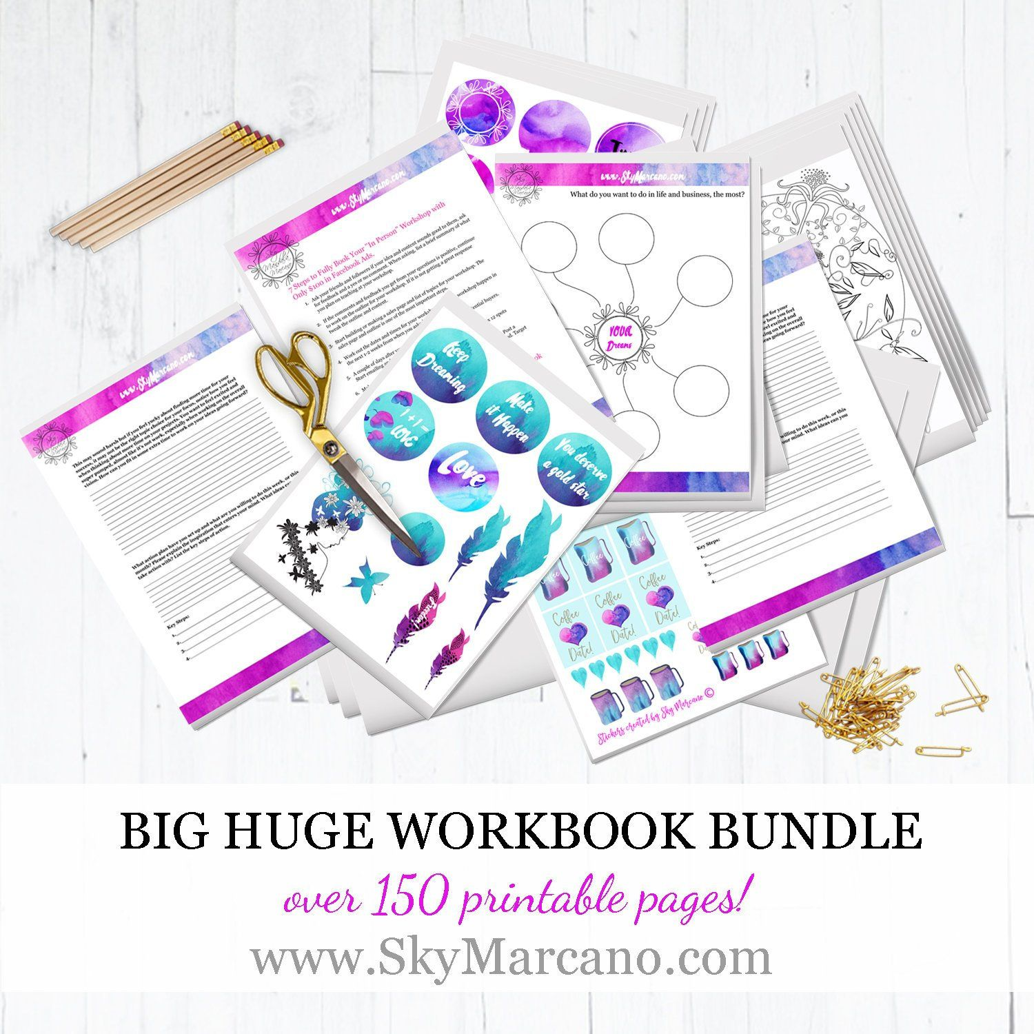 Planner Goal Planner Planner Stickers Business Planner