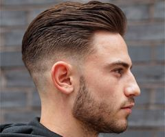Are you ready to try the slick back haircut Pair it with