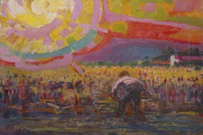 Herman Gouwe, Harvest