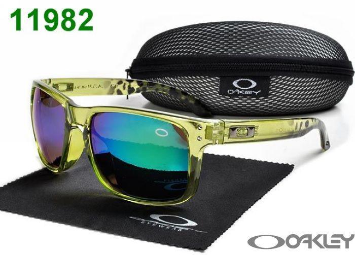 d20e025383c oakley holbrook sunglasses clear yellow
