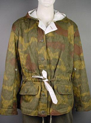 1//6 Scale Dragon German Army Jacket /& Splinter Camo Pants