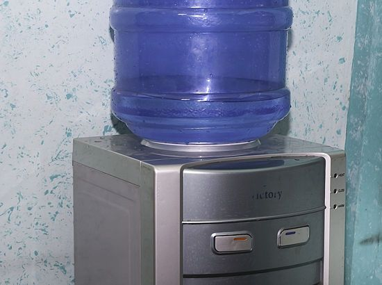 How To Clean A Water Dispenser 10 Steps With Pictures Clean Water Dispenser Water Dispenser Water Coolers