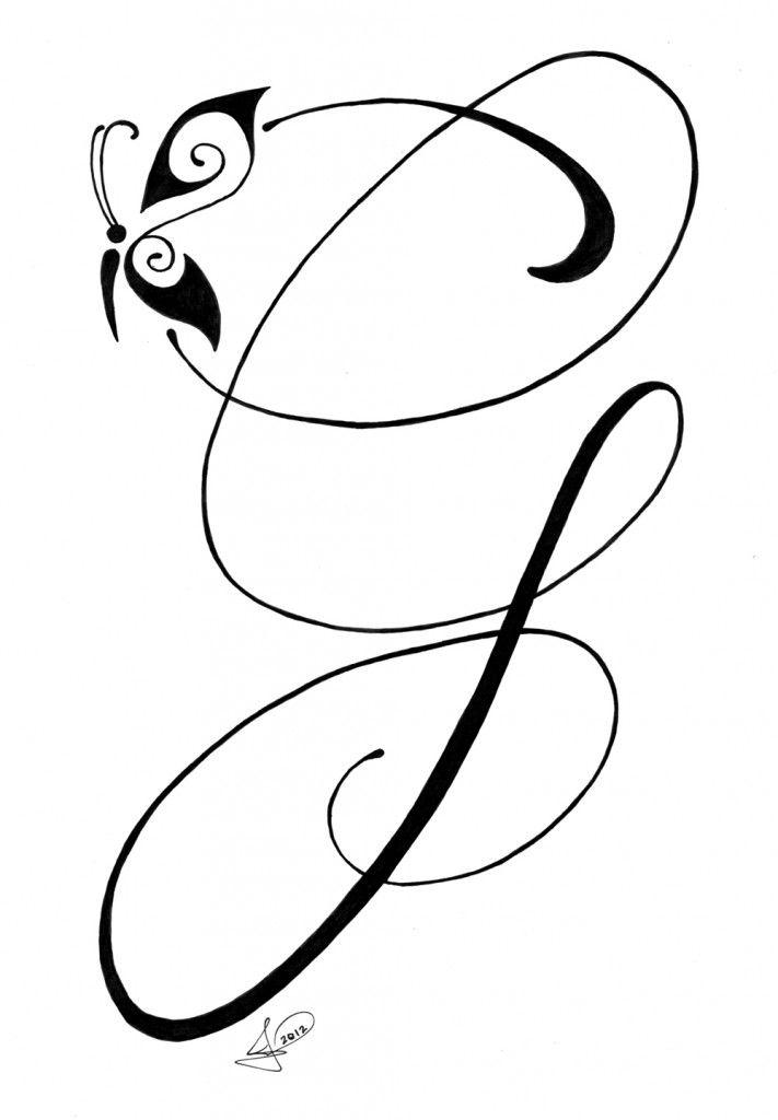 Letter G Pen Ink More Wishlist Pinterest Tatouage Tatouage