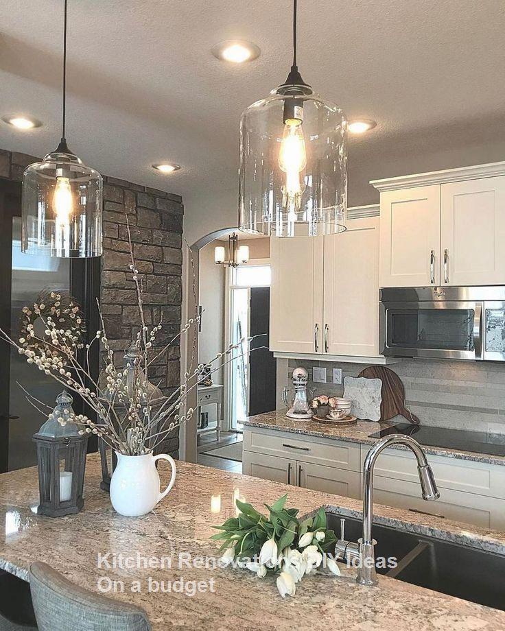 10 Unique Small Kitchen Design Ideas: 10 DIY Solutions To Renew Your Kitchen #Diykitchen
