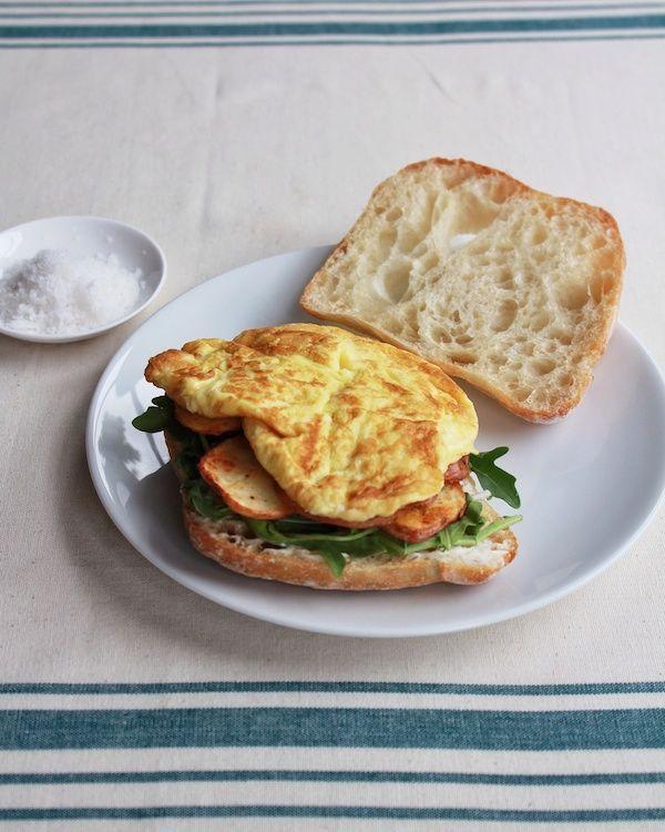 Appetizing sandwich - Five-Ingredient Pimenton Potato Sandwich