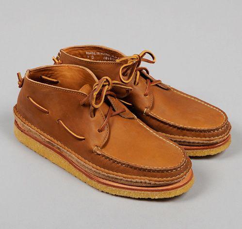 Chromexcel Shoe COHippie MoccasinsPlainsman RANCOURTamp; Brown PXikZuOT