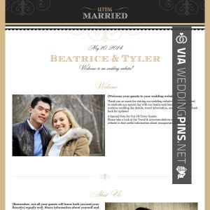Awesome Destination Wedding Website Examples Check Out More Great Pics At Weddingpins