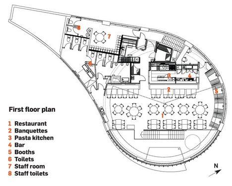 Italian Restaurant Floor Plan. First floor plan Projects to Try Pinterest Italian restaurant