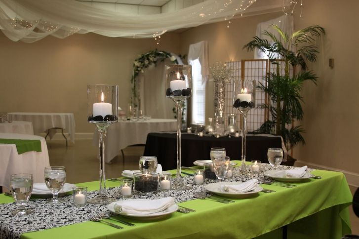 It's All About the Centerpiece! - ideas