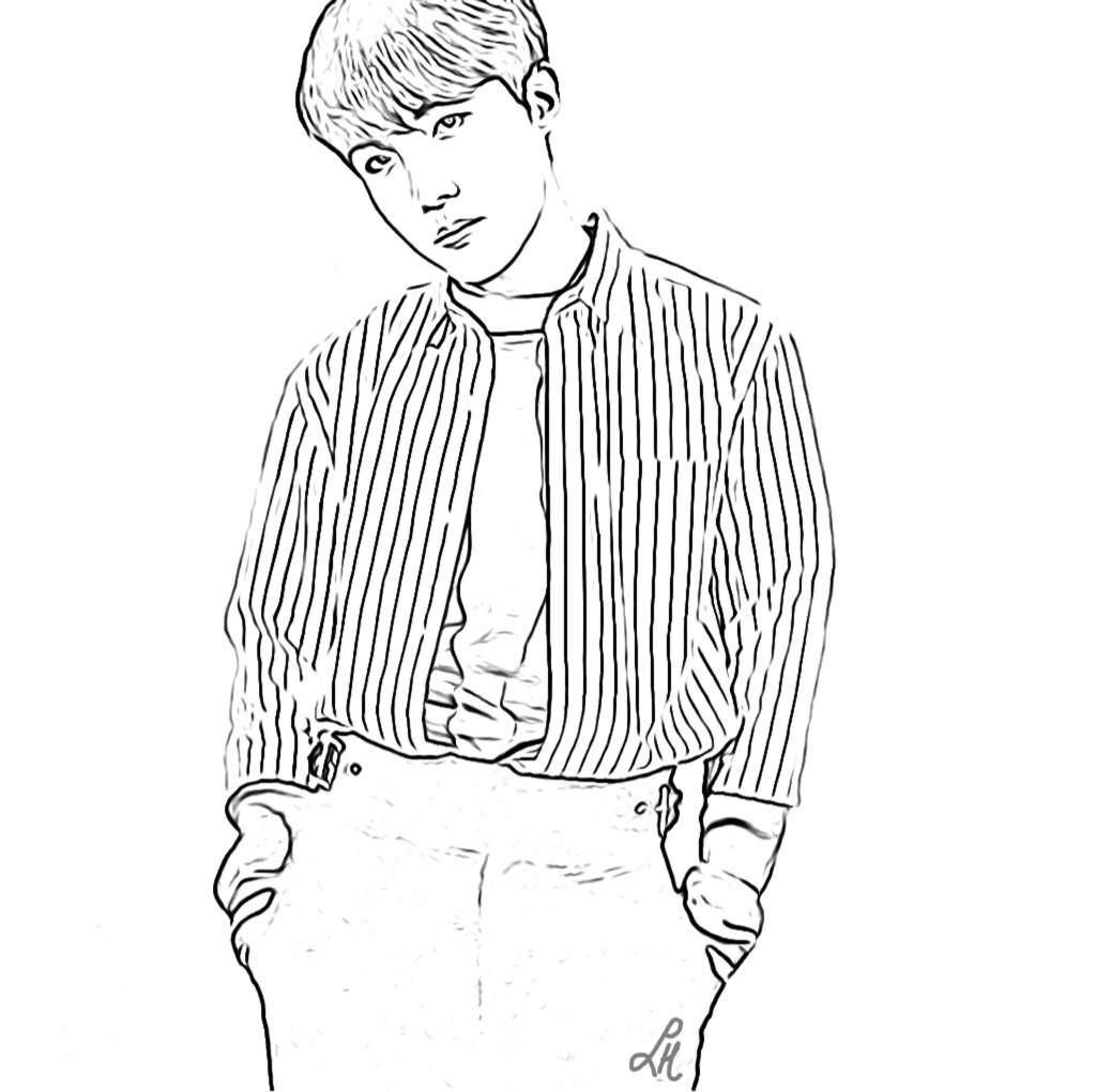 Fine Coloring Page Bts That You Must Know You Re In Good Company