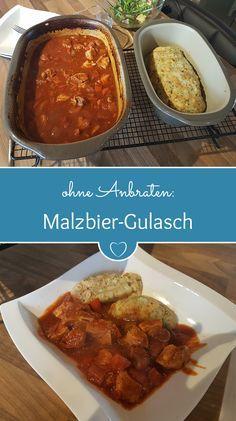 Ohne Anbraten Malzbier Gulasch Pampered Chef Pampered Chef