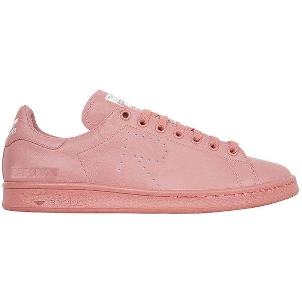pink raf simons sneakers