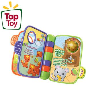 Vtech Storytime Rhymes Book Kids Stuff Baby Story Time Books