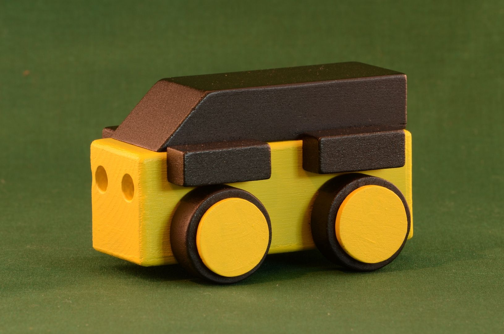 Car hanging toys  Handmade Wooden Toy Trucks Mini VanMade from xs