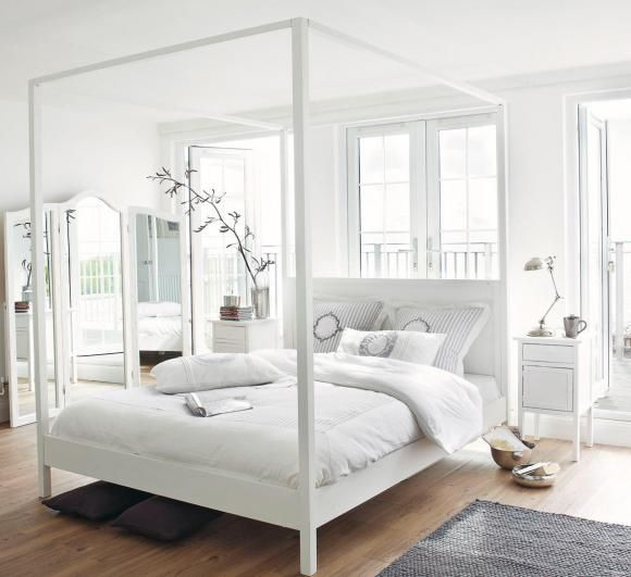 Himmelbetten   Moderne Modelle Aus Holz Und Metall | Playrooms, Canopy And  Interiors