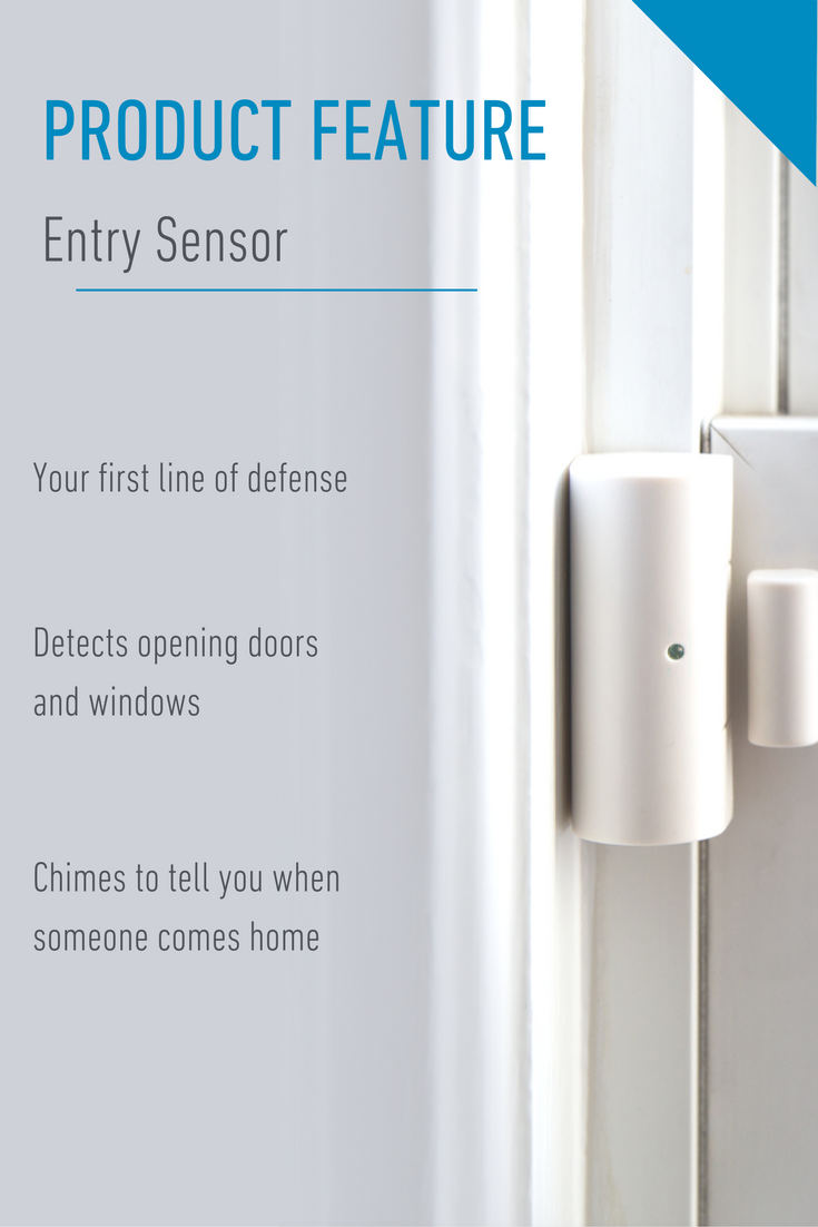 The Simplisafe Entry Sensor Is Your First Line Of Defence Use It On