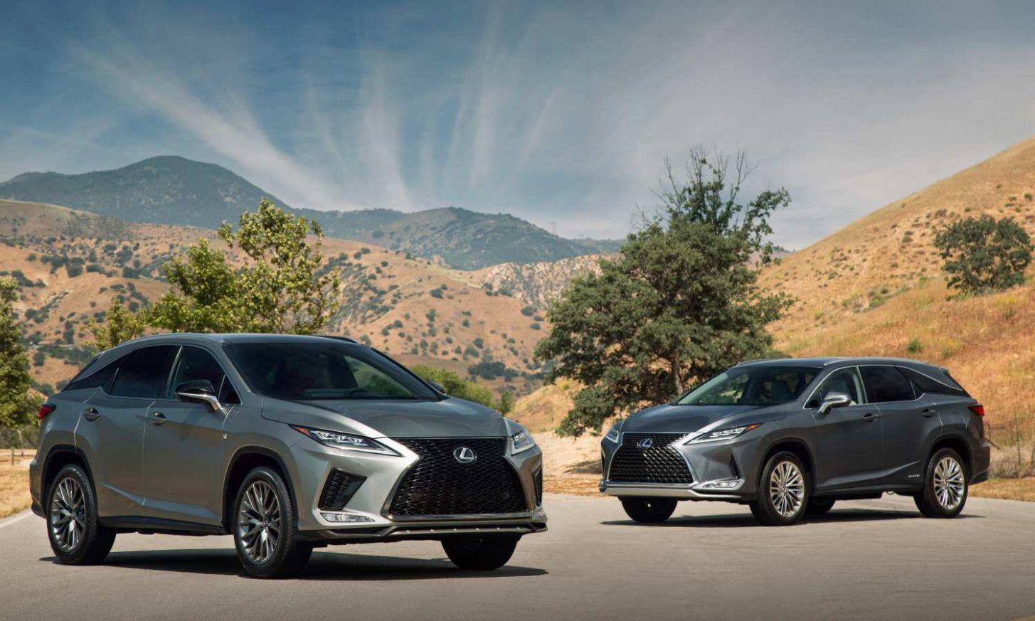 Lexus Gx Hybrid 2020 First Drive Di 2020