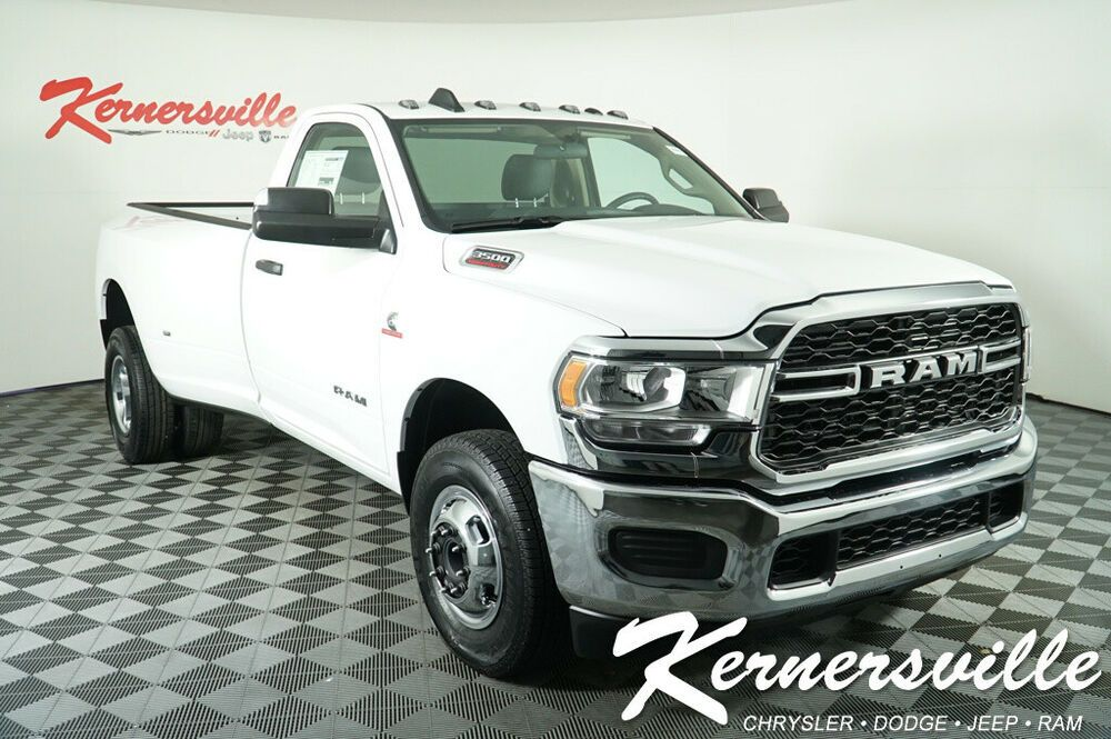 2020 Ram 3500 New 2020 Ram 3500 Tradesman Dually Rwd Diesel Regular Cab Truck In 2020 Diesel Pickup Trucks Regular Cab Trucks For Sale