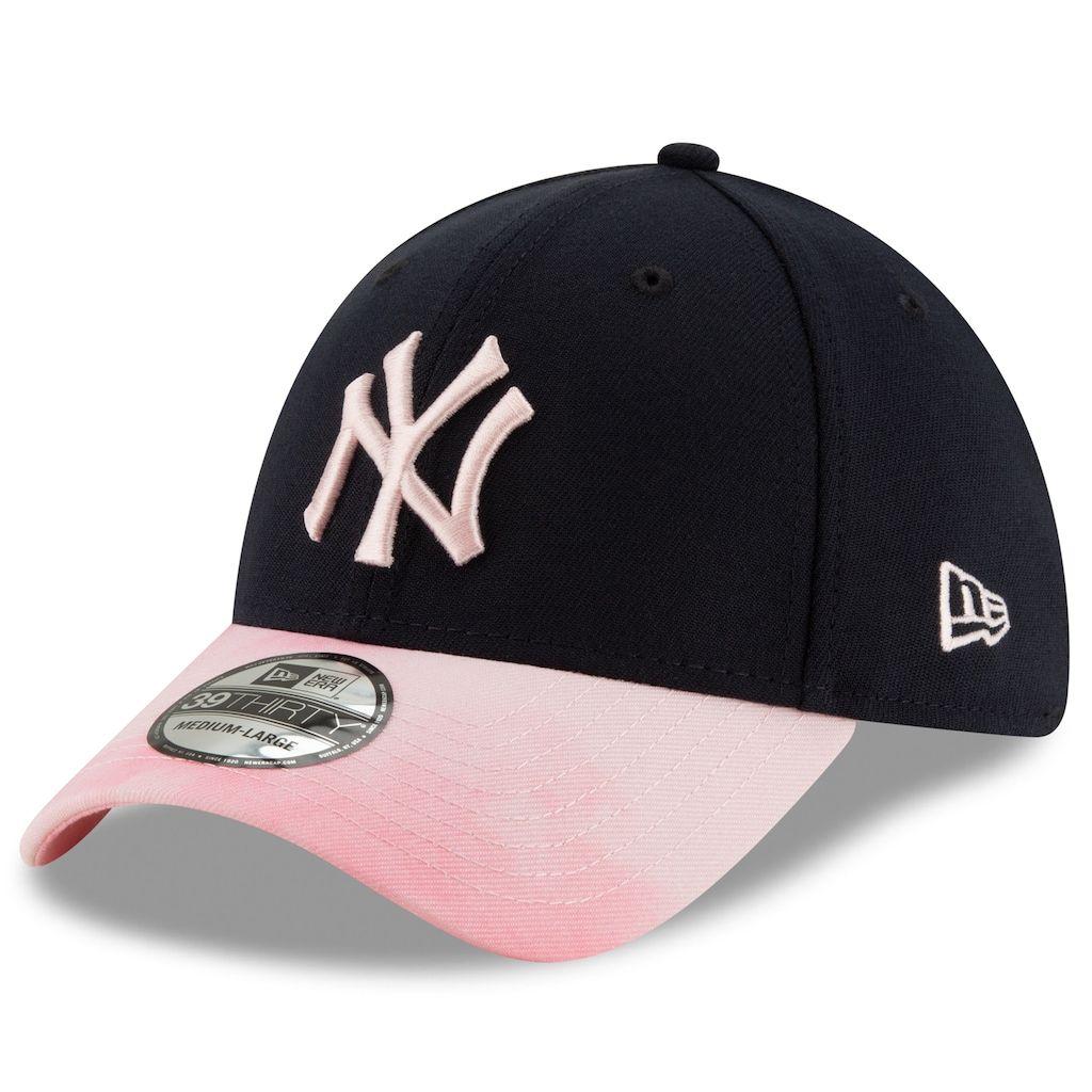 Women S New Era New York Yankees 39thirty Mother S Day Fitted Baseball Cap Yankees News New York Yankees Fitted Baseball Caps